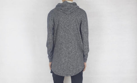 Extended Oversized Hoodie