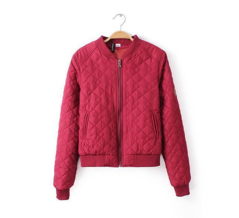 Quilted Pilot Bomber
