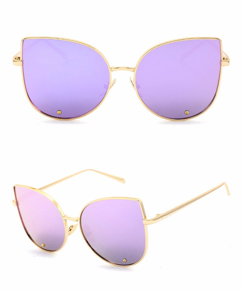 Cat Eye Aviators