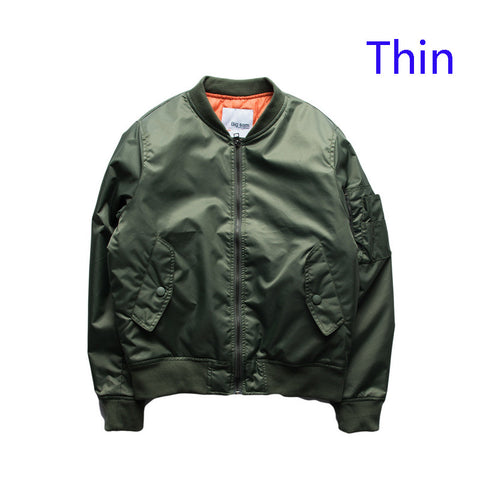 MA-1 Solid Flight Jacket
