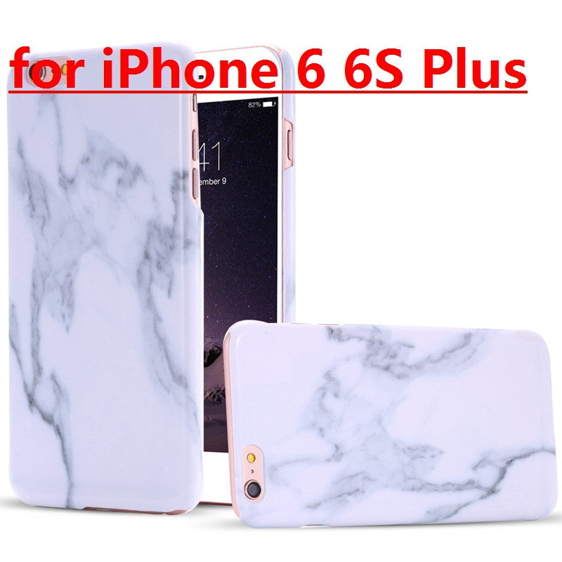 Marble iPhone Case (Hard)