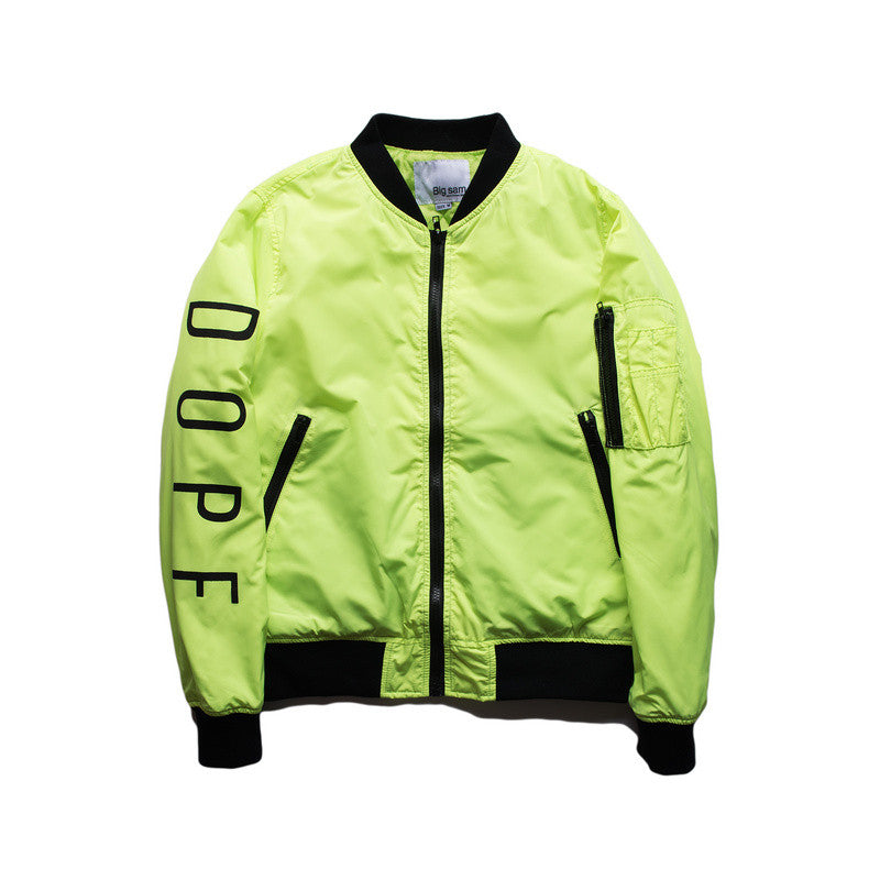 DOPE Flight Jacket