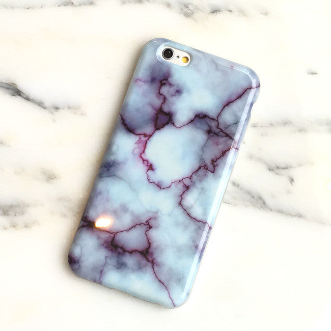 Pink Marble Case (iPhone 6/6s)