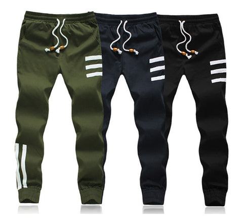 Double Triple Lined Joggers