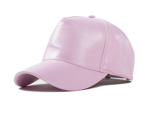 Leather Strapback