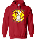 Paws And Meditate Hoodie
