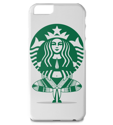 Star Bux Yoga Style 2 Iphone 6 Case