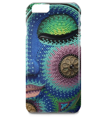 Bead Art Buddha iPhone 6 Plus Case