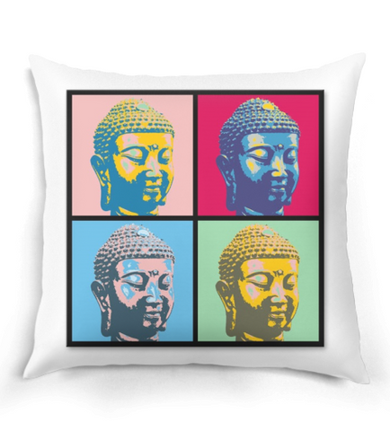 Buddha Art Pillow