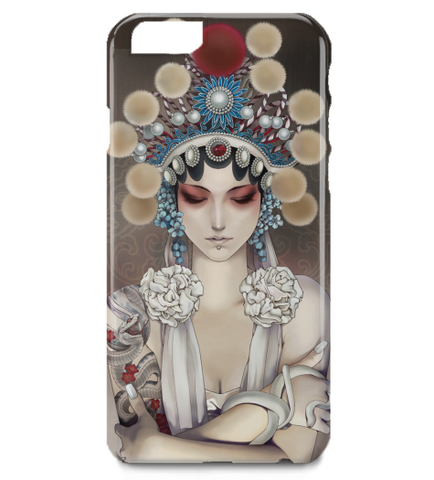 Anime Chinese Opera Iphone 6 Case