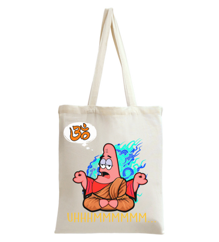 Buddha Star Tote Bag