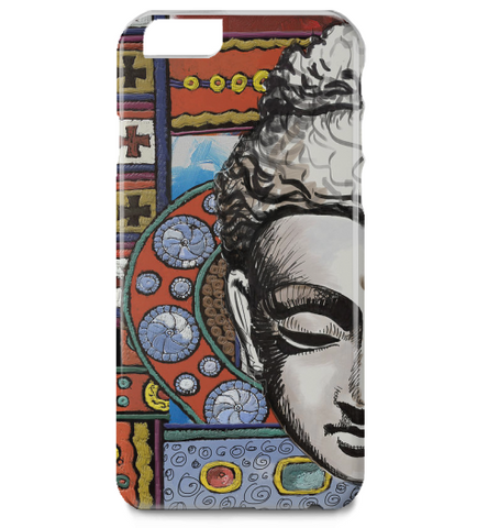 Modern Buddha iphone 6 Plus Case