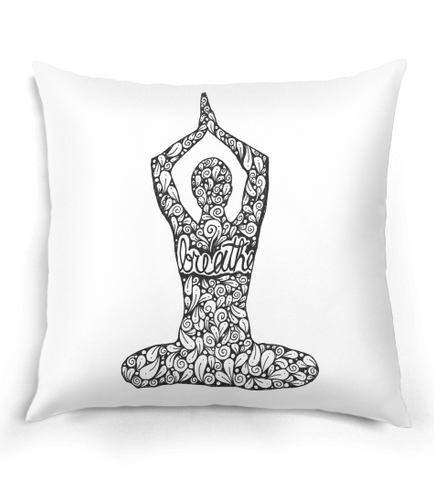 Breathe Yoga Pillow