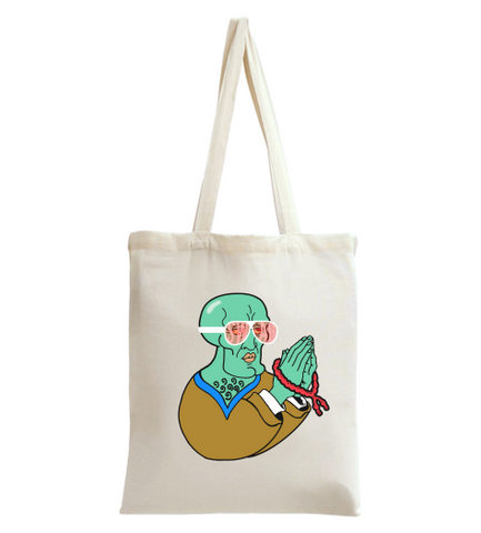 Handsome Swagger Tote Bag
