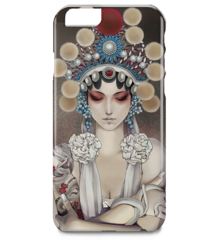 Anime Chinese Opera iPhone 6 Plus Case