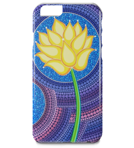Dreamy Lotus Iphone 6 Plus Case