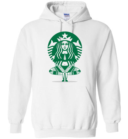 Star Bux Yoga Style 2 Hoodie
