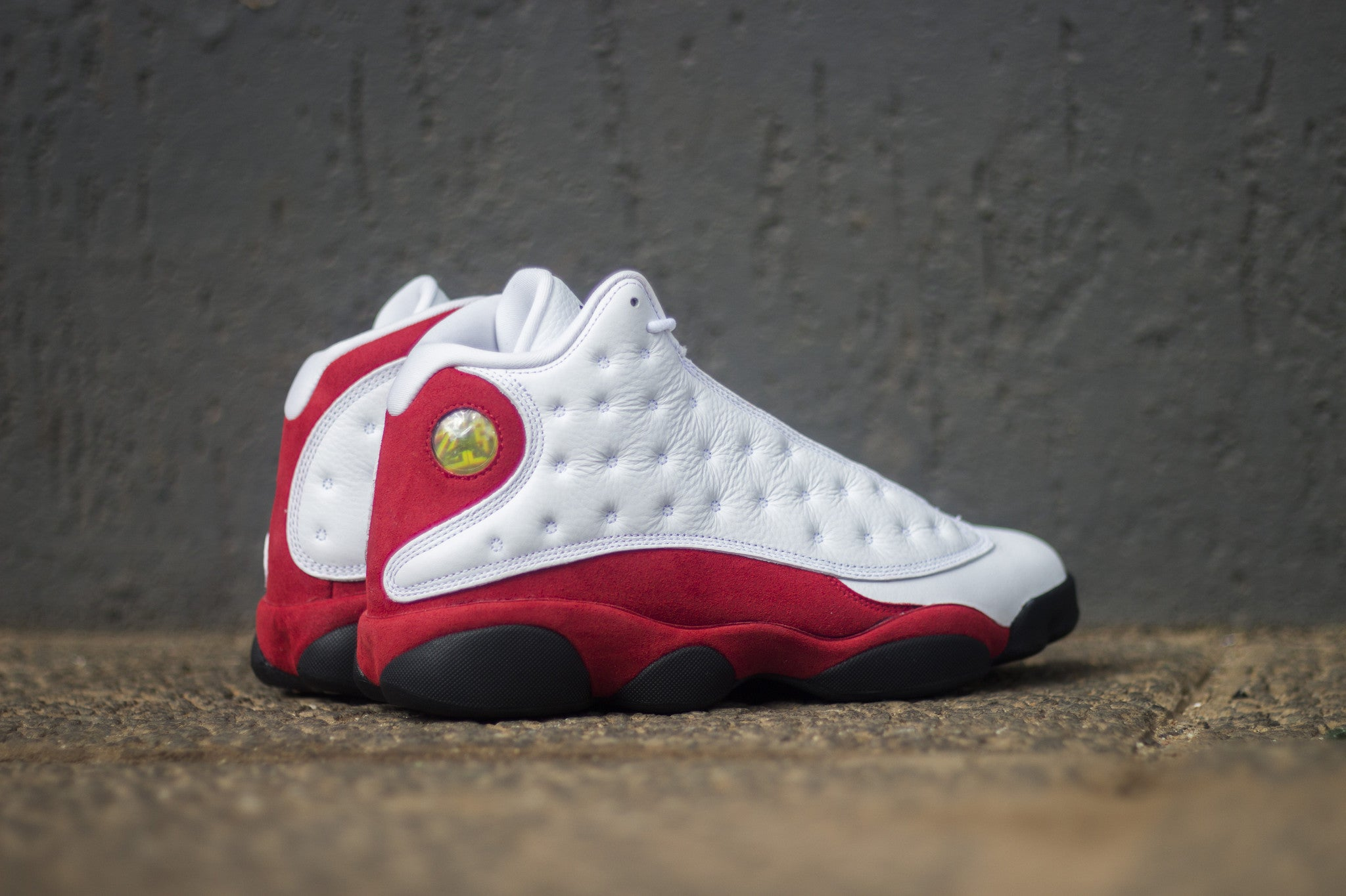 "Air Jordan 13 ""True Red"" OG"