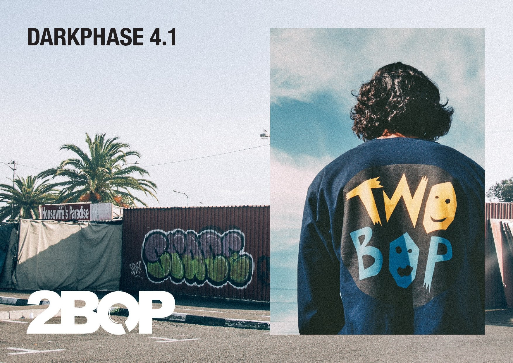 2BOP Darkphase 4.1 Lookbook