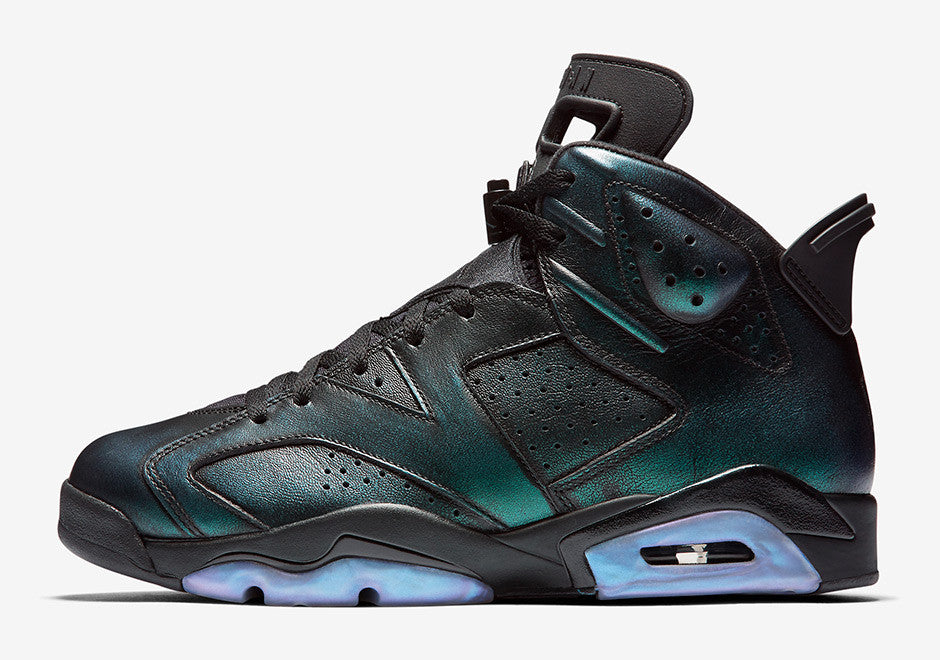 "Air Jordan 6 ""All Star"" releases 17 February 2017"