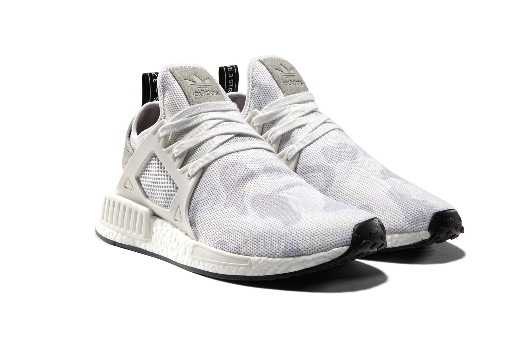 "014195a229a68 The adidas NMD XR1 ""Duck Camo"" will be available in the white and black  colourways at dipstreet store for Black Friday (25 November) retailing at  R2699.99."