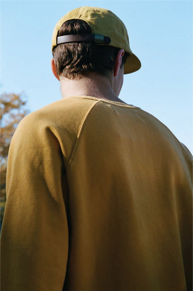 Dickies Construct SS17 Mustard sweater