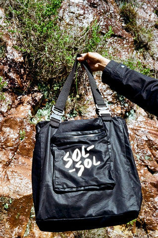 Sol-sol tactical tote bag