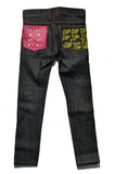 DIPSTREET SITW Art Denim Jeans