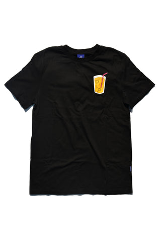 DIPSTREET SITW EAT, DRINK, LIVE ART Tee - Black