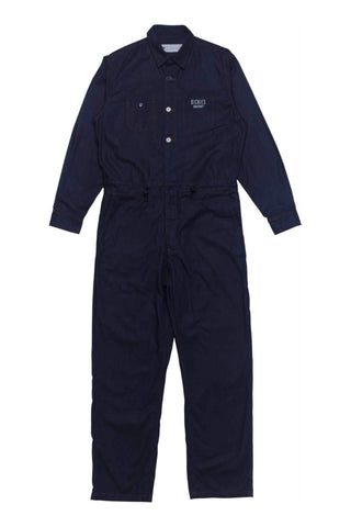 Dickies Construct TT Denim Coverall Dark Navy