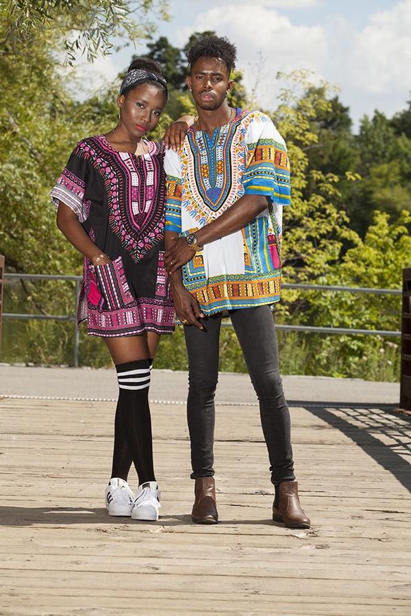 Everything You Need to Know About the Dashiki