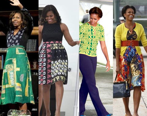 7 Celebrities Rocking African Print Clothing Ace Kouture