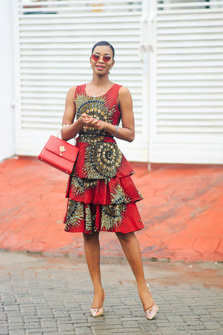 7 Elegant African Dress Styles For Weddings Ace Kouture
