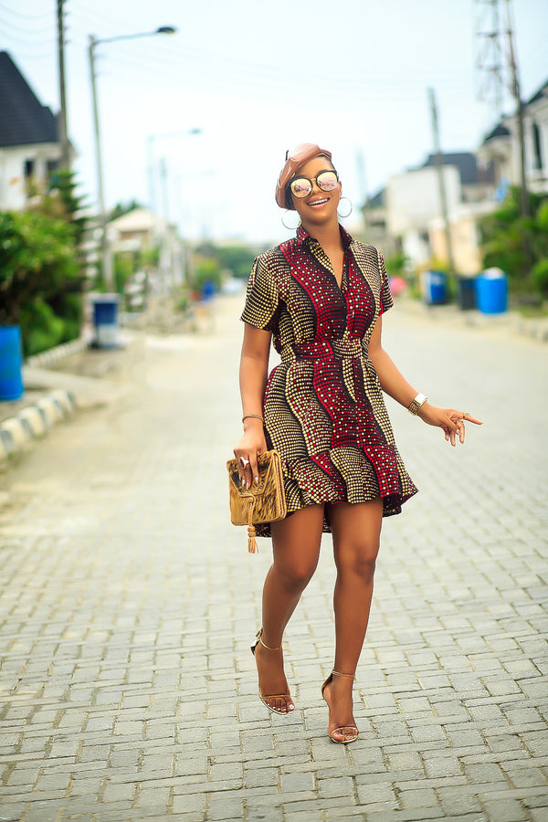 Adaeze dress