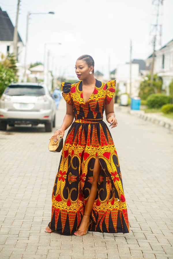 Uchenna 2 piece set