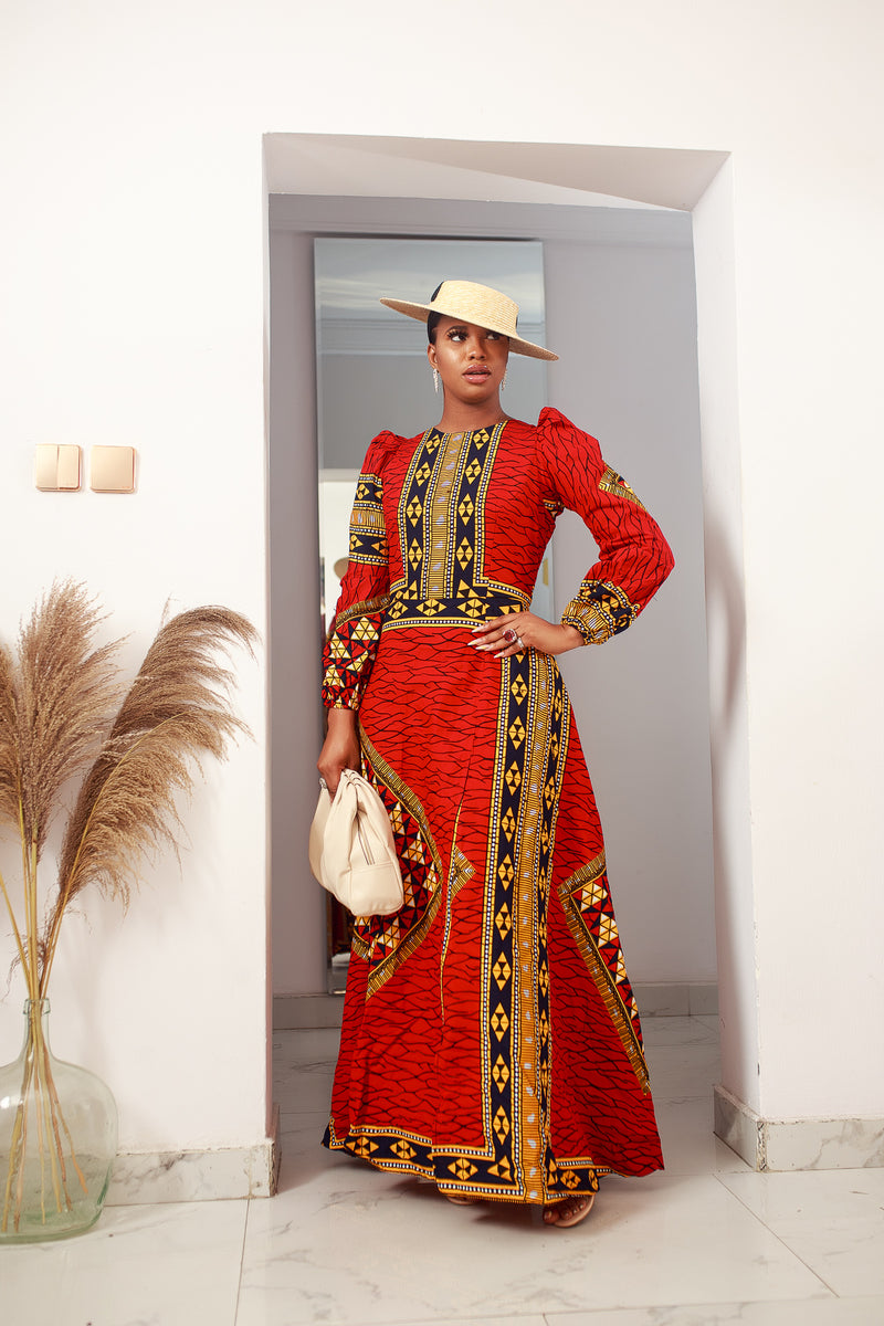 Olaedo dress
