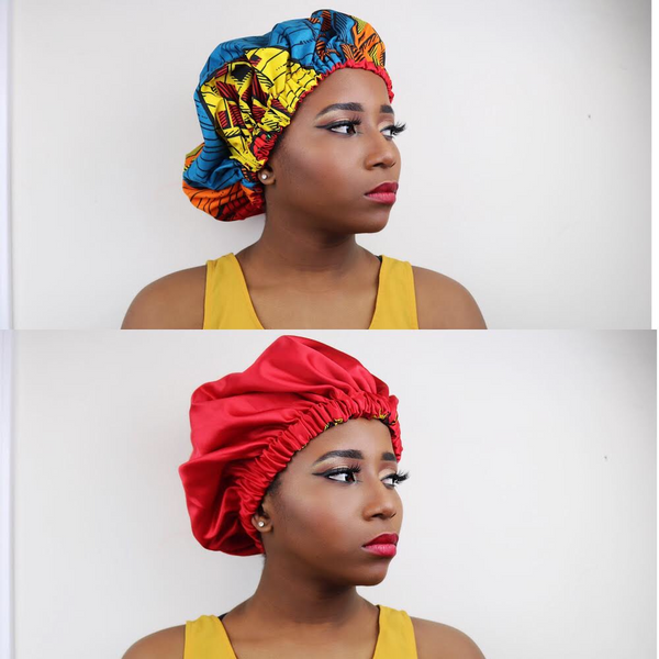 'Oyi' hair Bonnet