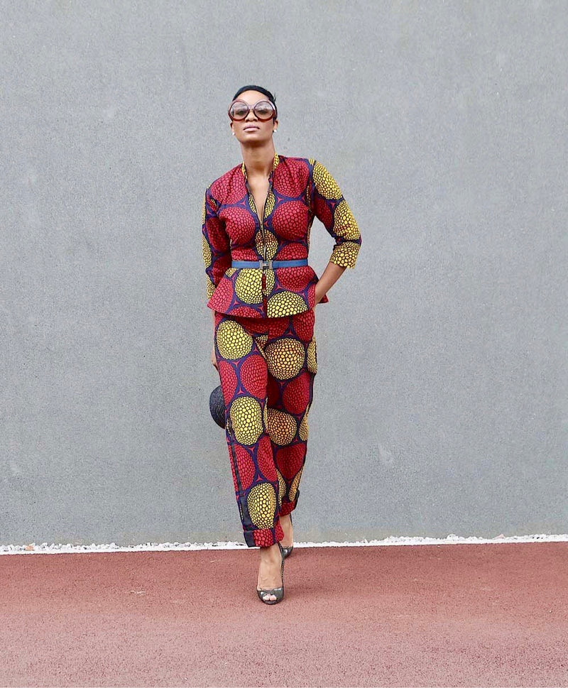 Olori 2 piece pant set