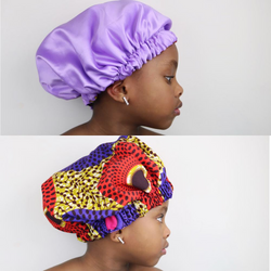'Tati' kids hair bonnet