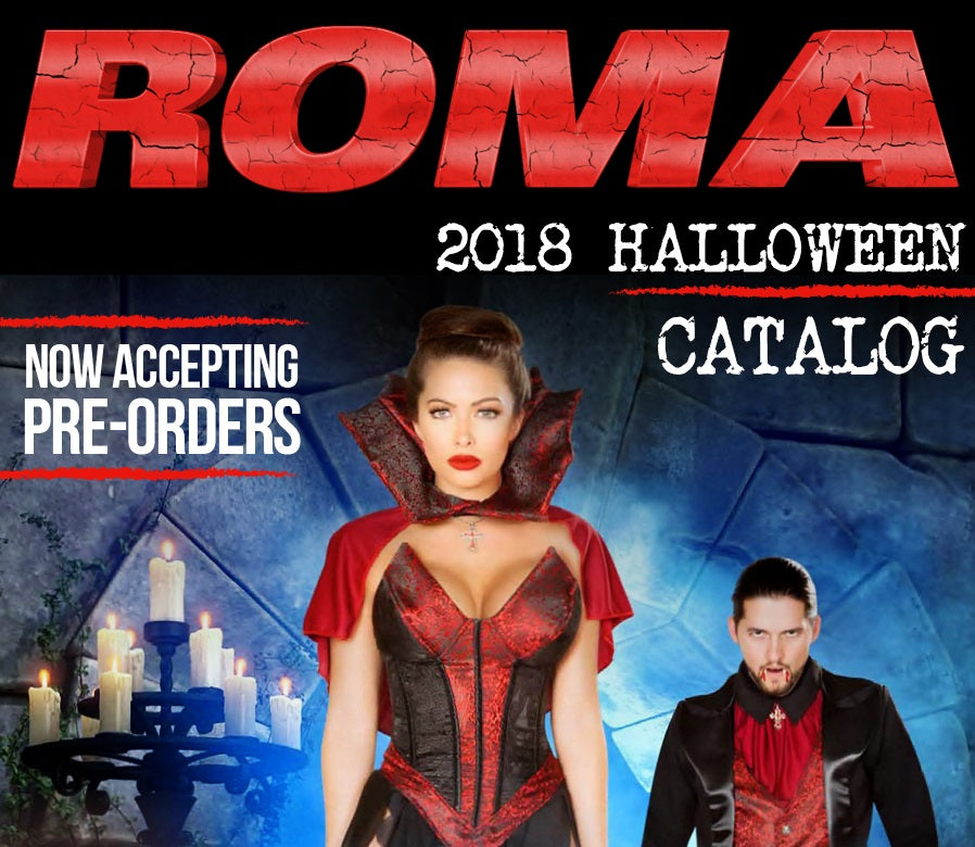 Roma Costume 2018 Wholesale and Drop Ship