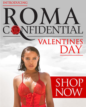 Roma Confidential 2019 Lingerie Collection for Valentines Day