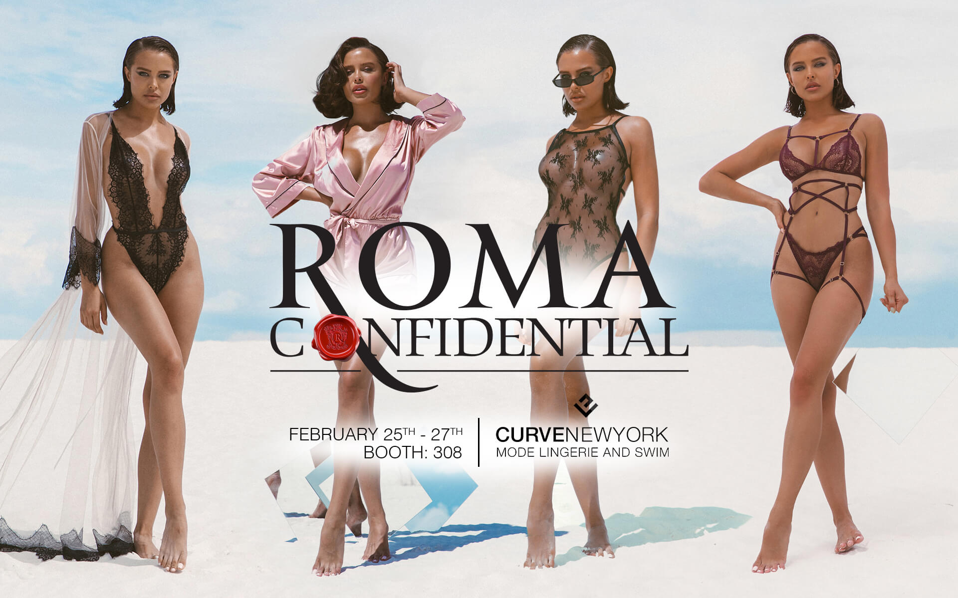 Roma Confidential at CurveNY!