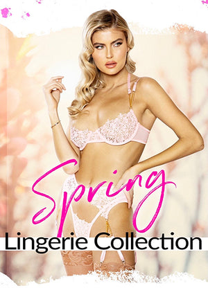 Roma Confidential Spring Lingerie Collection!