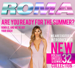 Roma Costume Volume 32 Dresses and Gowns Banner
