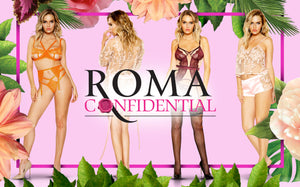 Roma Confidential 2019 Summer Lingerie Collection