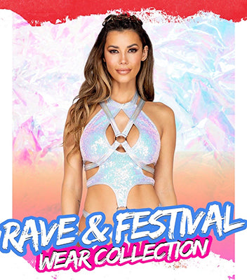 Roma's Rave and Festival 2020 Collection
