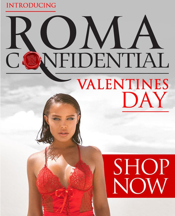 Roma Confidential Lingerie 2019 Valentines Day