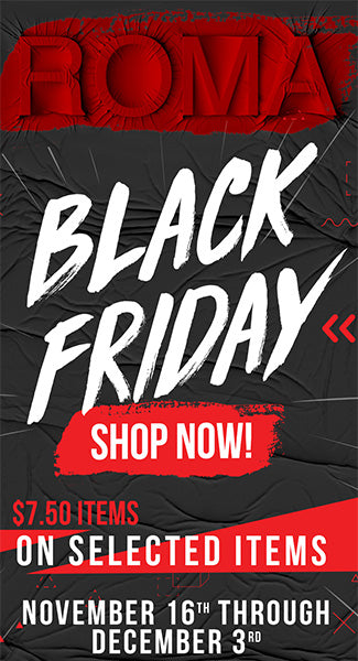 Roma Costume 2018 Black Friday Special november 16th through December 3rd on sexy club dresses