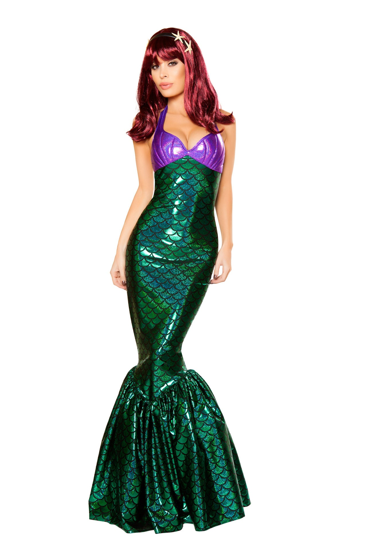10076 - 1pc Mermaid Temptress