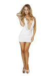 3131 - 1pc Cowl Neck White Mini Dress ${description} | Roma Costume and Roma Confidential wholesale manufacturer of Women Apparel bulk world wide wholesale and world wide drop ship services for Adult Halloween Costumes, Sexy and Elegant Lingerie, Rave Clothing, Club wear, and Christmas Costumes. Mini Dresses,New Products, Roma Costume, Inc., Roma Costume, Roma Confidential, Wholesale clothing, drop ship, drop ship service, Wholesale Lingerie, Wholesale Adult Halloween Costumes, Rave Clothing, EDM Clothing, Festival Wear, Christmas Costumes, Clubwear, Club wear.